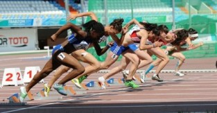 athletics youth games