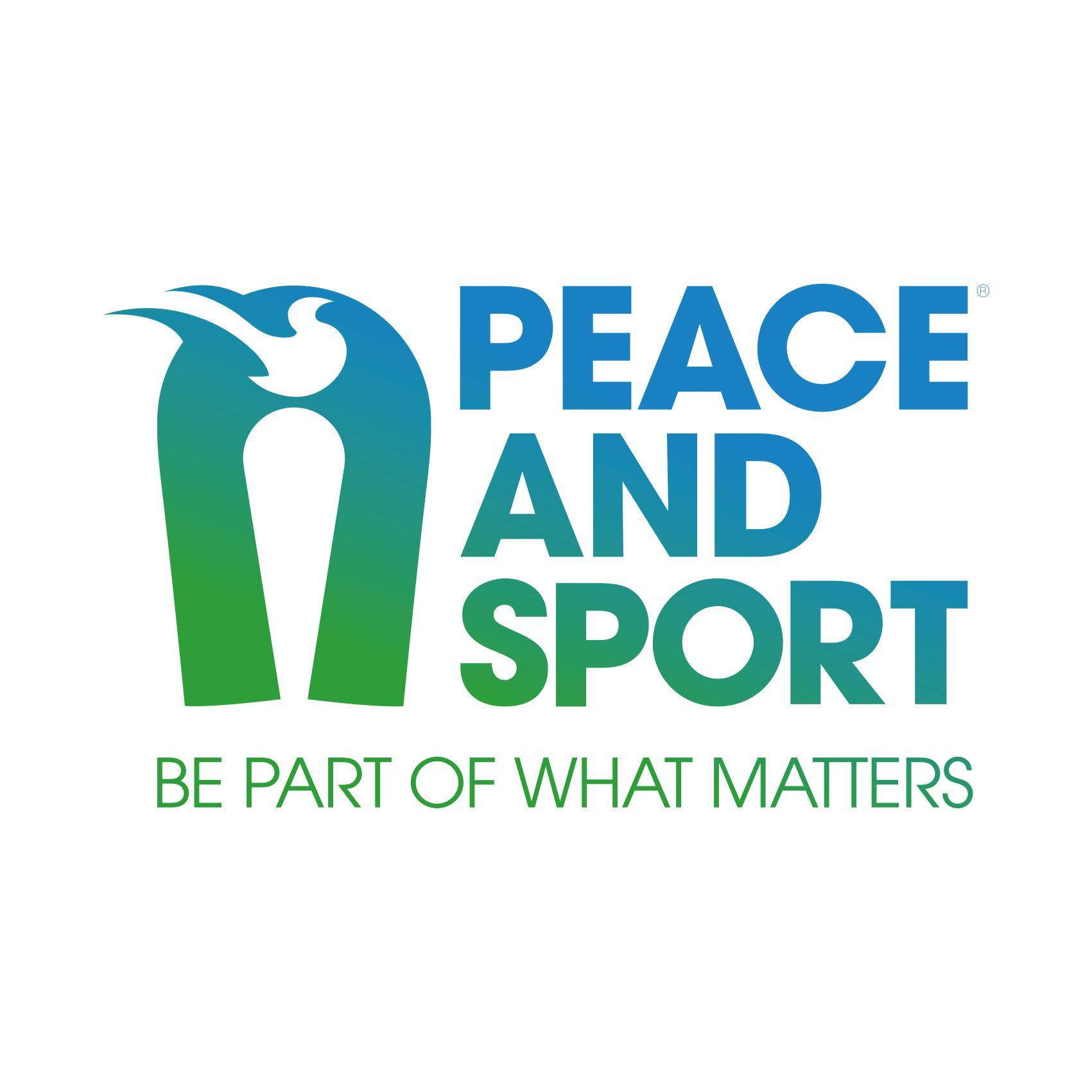 Peace and Sport logo