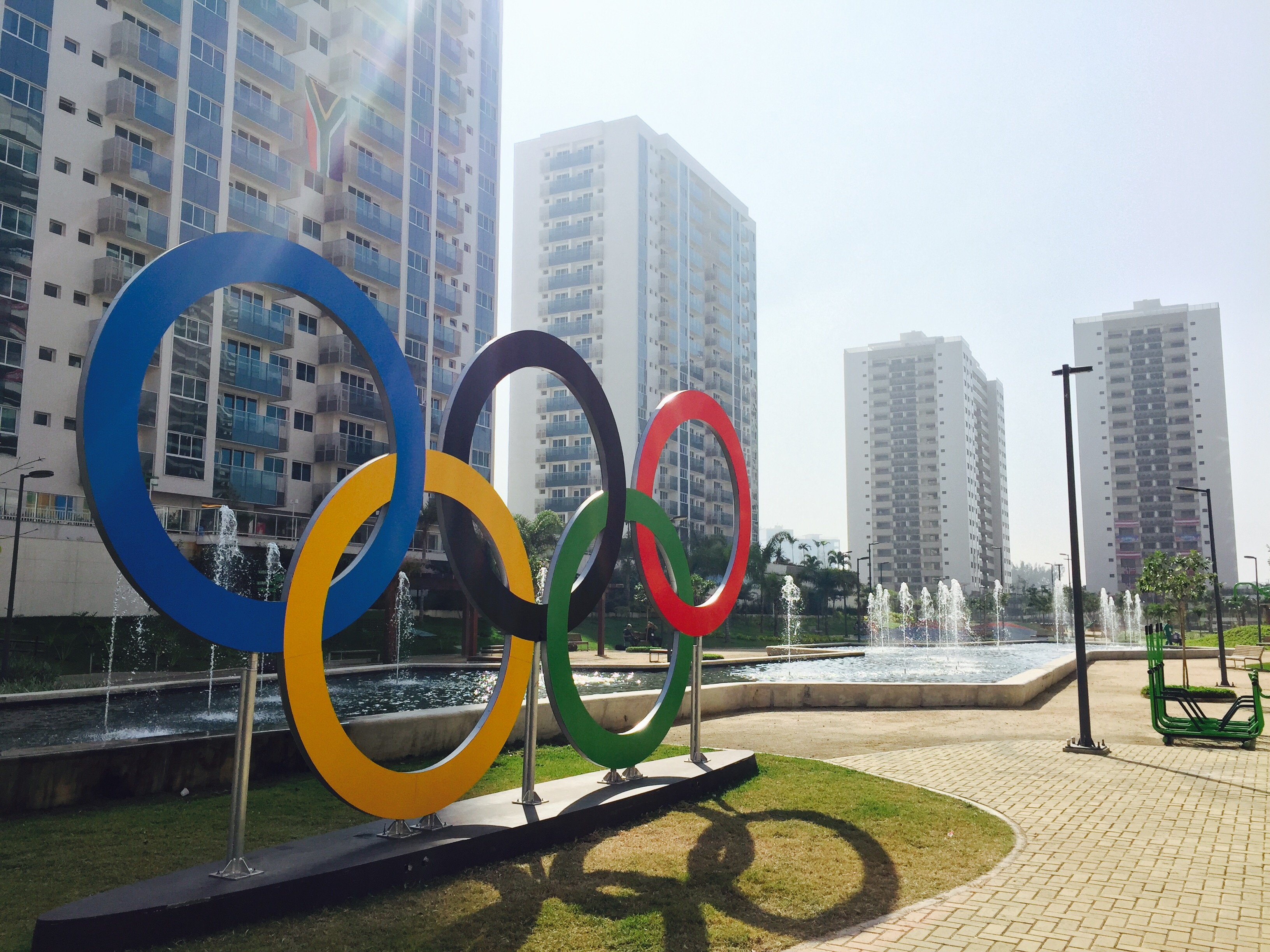 Photo of Olympic Village