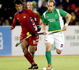 Ireland v Korea