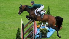 Irish Show Jumping team finish fifth in Longines FEI Nations Cup of France as Swiss take victory