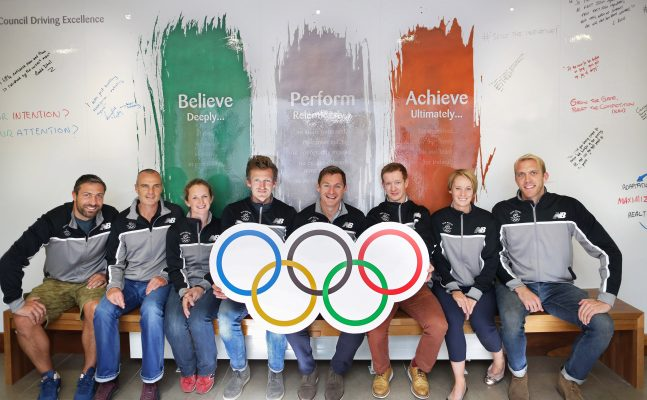 Image result for How the 2012 Olympics Enhanced Sporting Opportunities in Ireland