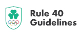 Rule 40 Guidelines link image