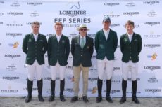 Flawless Ireland storm to victory in Dutch Longines EEF Nations Cup