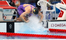 MAGNIFICENT MCSHARRY SECURES OLYMPIC FINAL SPOT