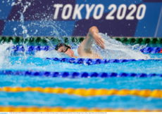 SWIMMERS IMPRESS IN OLYMPIC DEBUT, SAILORS REACT TO FINISH POSITION