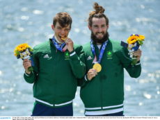 O'DONOVAN AND MCCARTHY CROWNED OLYMPIC CHAMPIONS IN TOKYO