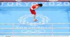 HARRINGTON TO BOX FOR GOLD IN TOKYO AFTER DETERMINED SEMI-FINAL WIN THIS MORNING