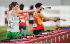 TOUGH EVENING IN TOKYO FOR TEAM IRELAND ATHLETES