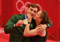 WALSH COLLECTS BRONZE WHILE IRISH SHOW JUMPERS GET CAMPAIGN OFF TO A FLYING START