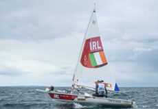 Olympians to join Ireland's biggest youth regatta at the Investwise Irish Sailing Youth National Championships