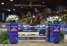 Ireland's Swail storms to second World Cup win in-a-row while Michael Duffy scores double of victories at HOYS